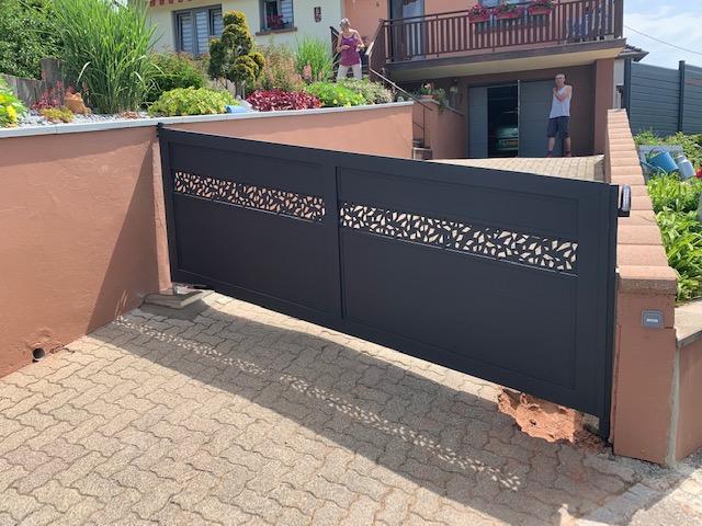 Portail moderne2
